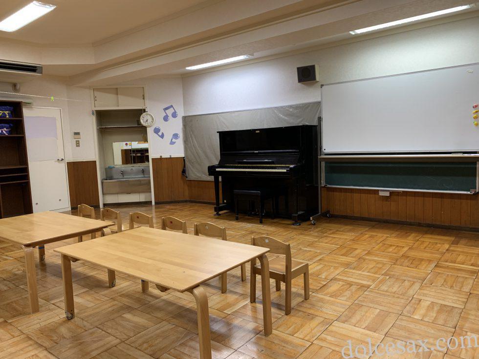 ピアノ科幼稚園ピアノ個人&グループレッスン